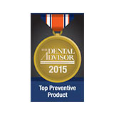 The Dental Advisor 2015 Top Preventive Product